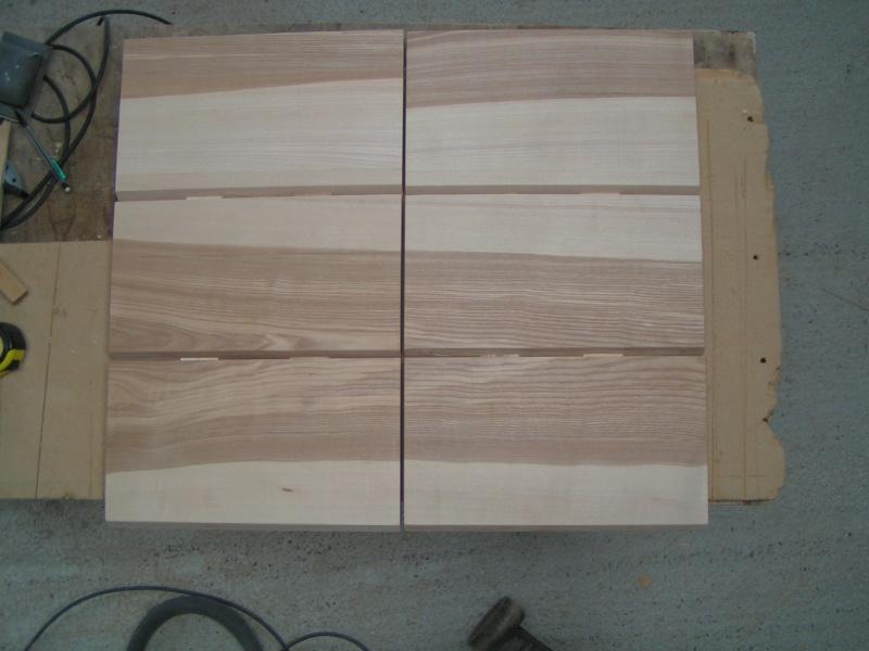 Fabrication d'une cuisine en frêne olivier - Page 3 Pict1726