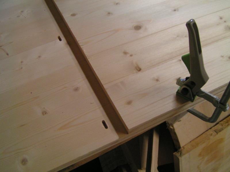 Fabrication d'une cuisine en frêne olivier - Page 5 Pict1728
