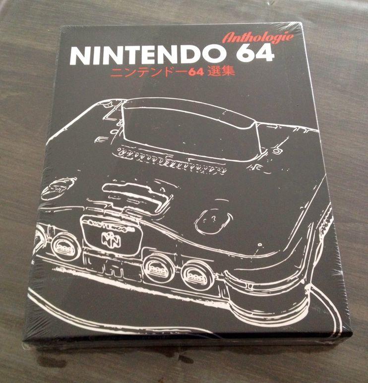 Nouveau bouquin : L'Anthologie Nintendo 64 - Page 2 Fr_12011