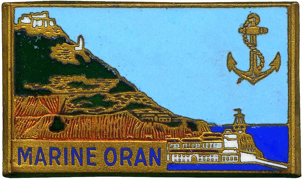 UNITÉ MARINE ORAN Insig260