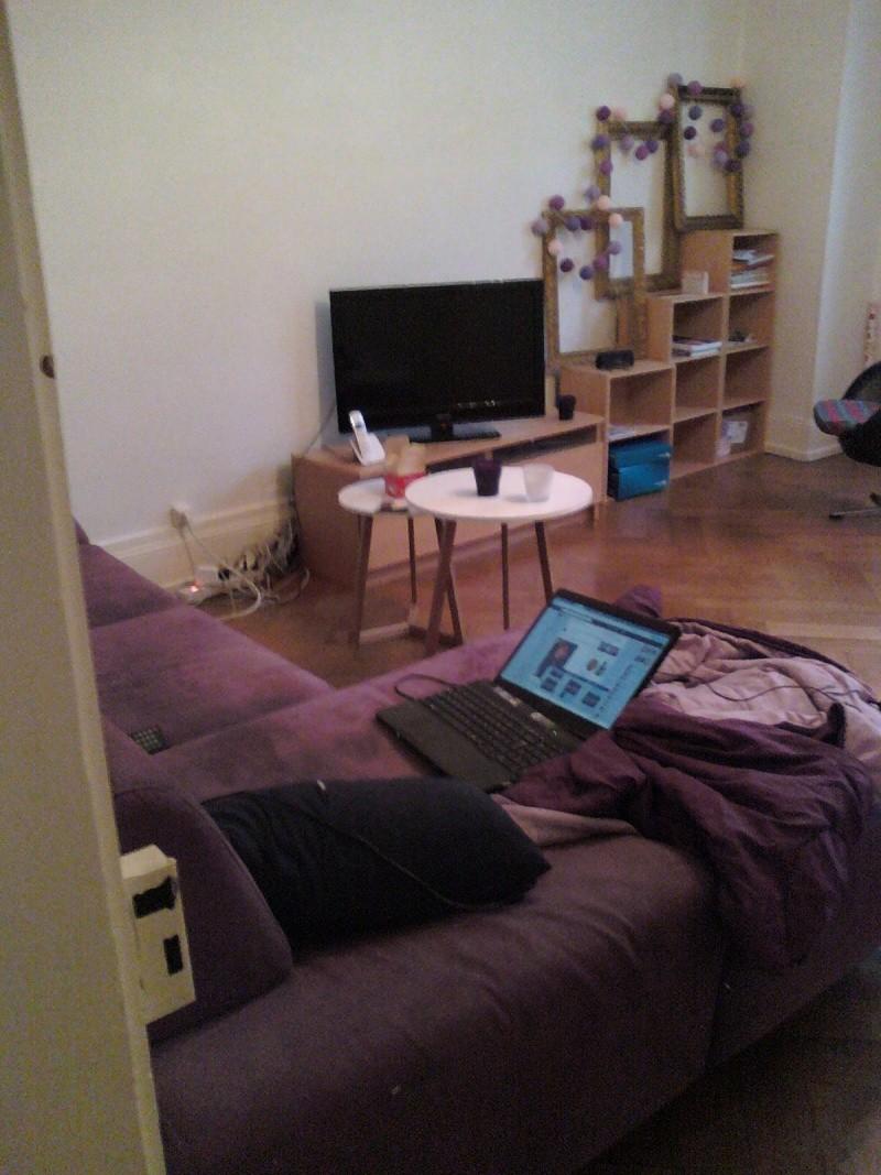 Peinture, aménagement et déco pour mon nouveau salon!  14122818