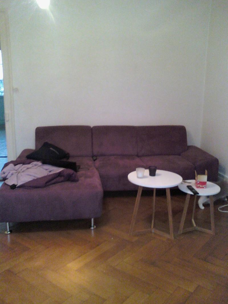 Peinture, aménagement et déco pour mon nouveau salon!  14122821