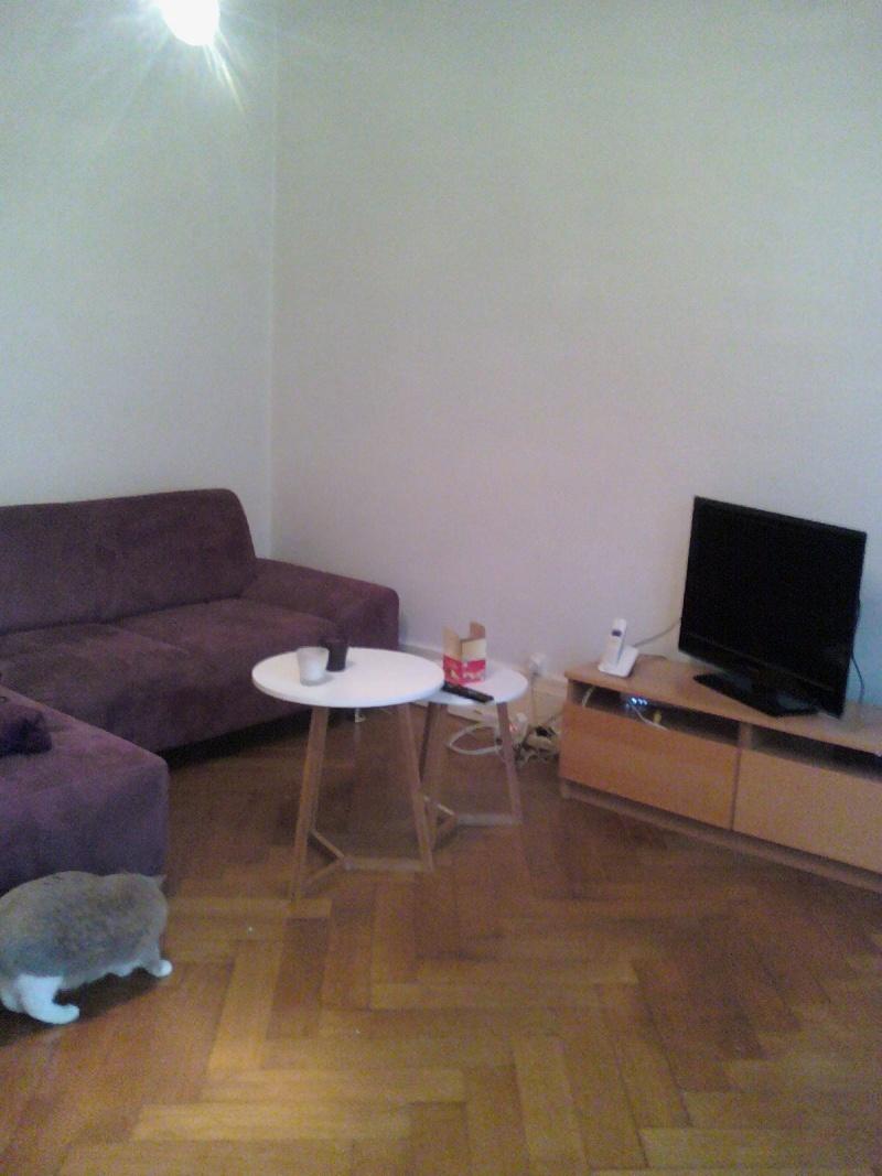 Peinture, aménagement et déco pour mon nouveau salon!  14122823