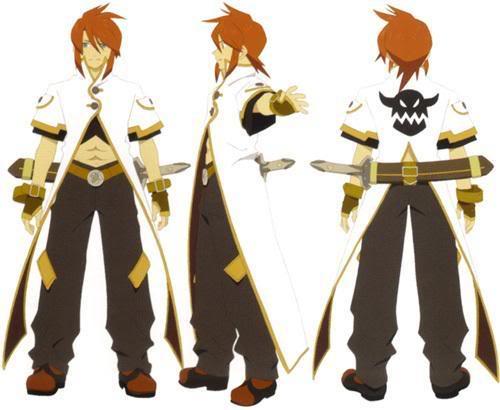 Aérrow, le fils de Sora et Kairi Lukefo10