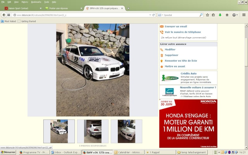 Soyons sérieux et ręalistes, projet BMW E30 - Page 7 Screen11