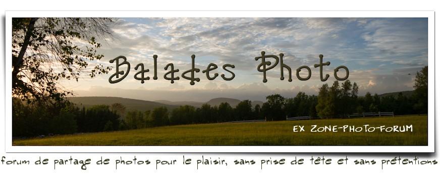 Balades Photo Forum