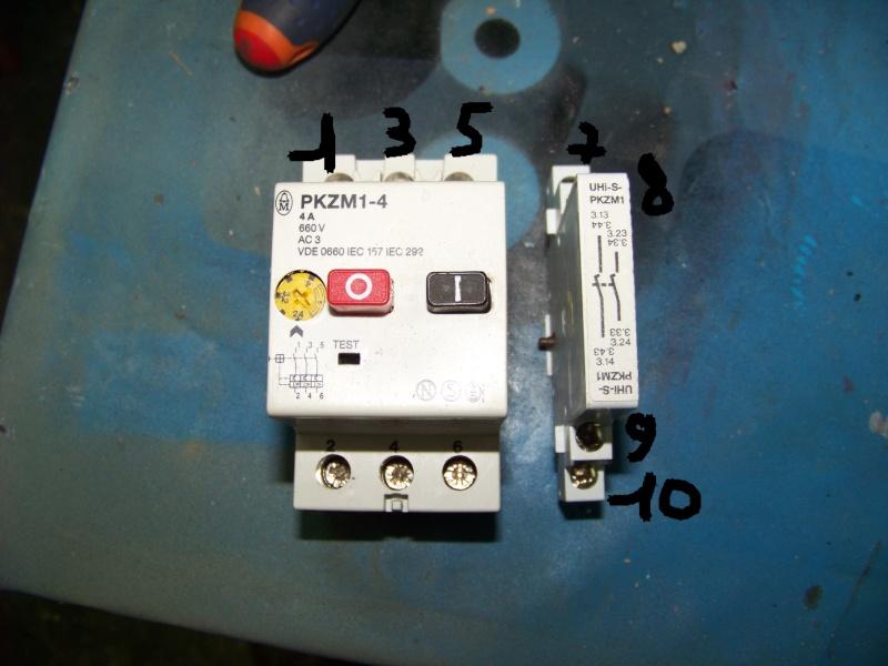 Disjoncteur PKZM1-4 Moeller 100_9910