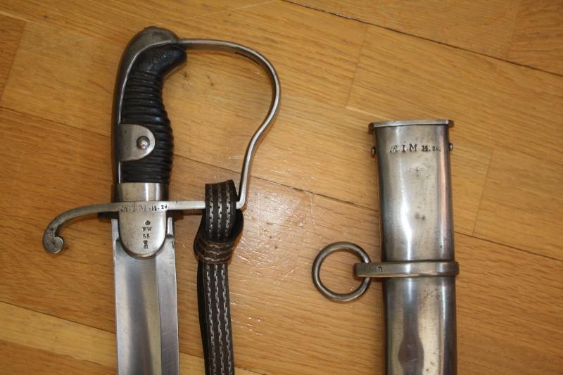 Sabres anglais cavalerie légère 1796. 00410