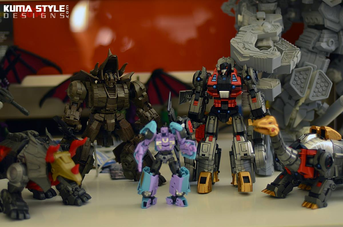 [FansProject] Produit Tiers - Jouets LER (Lost Exo Realm) - aka Dinobots Ler0110