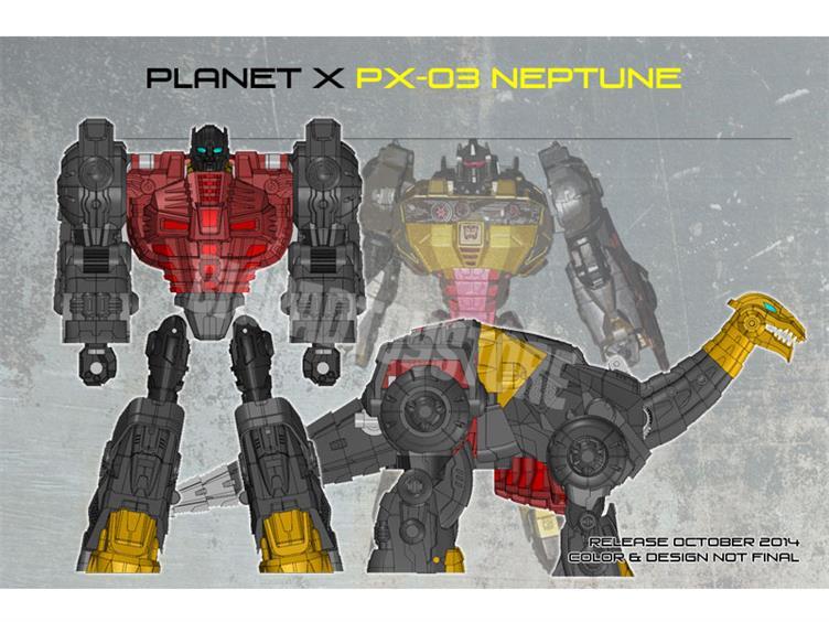 [Planet X] Produit Tiers - Jouets TF de la gamme PX (Fall of Cybertron ou IDW) - Page 3 Plnx1010