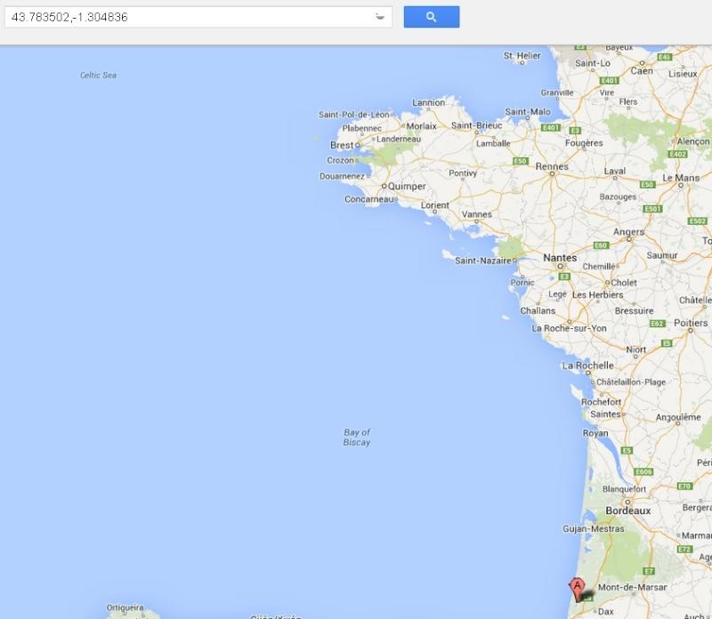 un touriste breton dans les landes Vac_2010