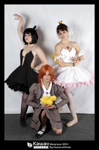 Sous toutes les coutures - YukiChan Cosplay World Ma201111
