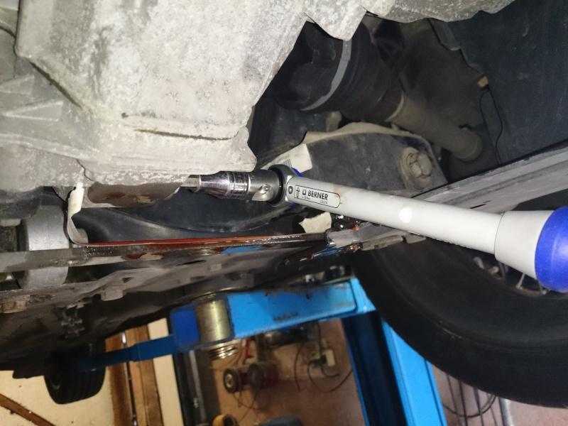 boite vitesse - vidange boite de vitesse Dsc_0014