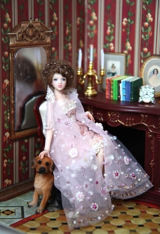 BJD 1/12 eme pour nos maison de poupées...ma petite russe est arrivée page 3 12135710