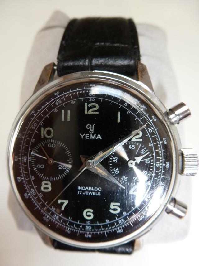 Daytona - chrono Yema vintage - Page 3 P1000510