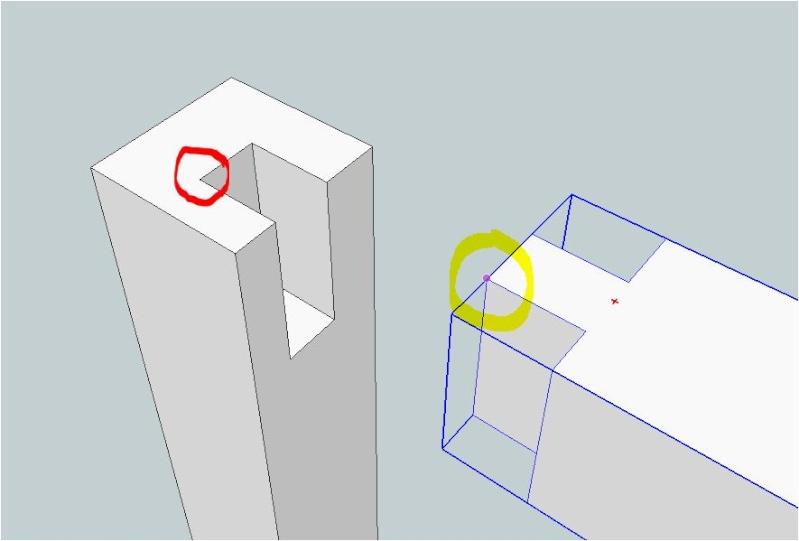 Déplacer avec Précision un Composant avec Sketchup 2014_010