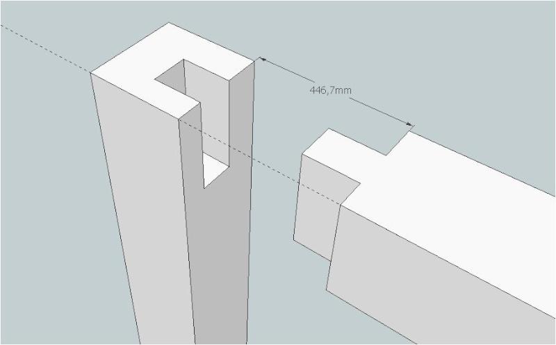 Déplacer avec Précision un Composant avec Sketchup 2014_011