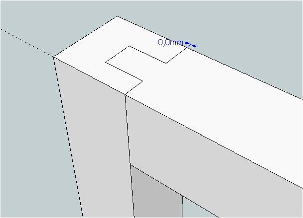 Déplacer avec Précision un Composant avec Sketchup 2014_014