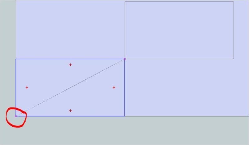 Déplacer avec Précision un Composant avec Sketchup 2014_015