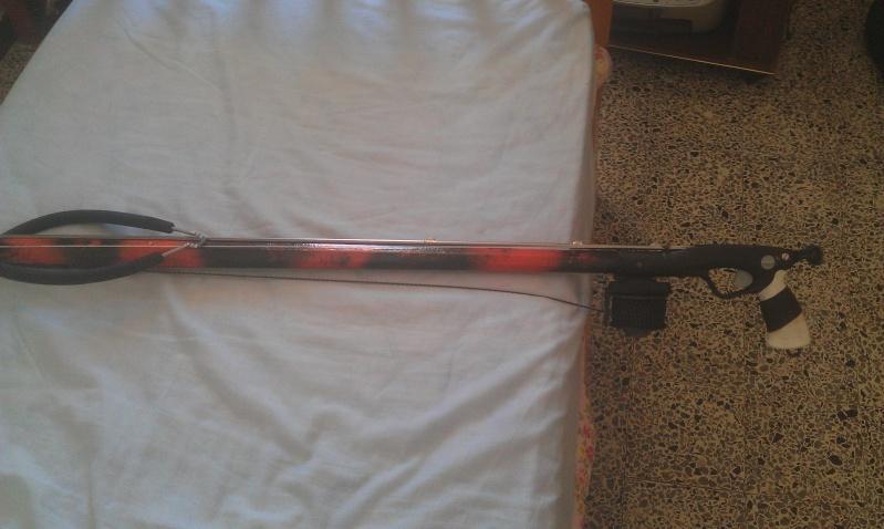 fusil harpon bois iroko 95  Imag0315