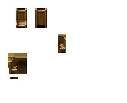 Tileset de chaises Tilset10