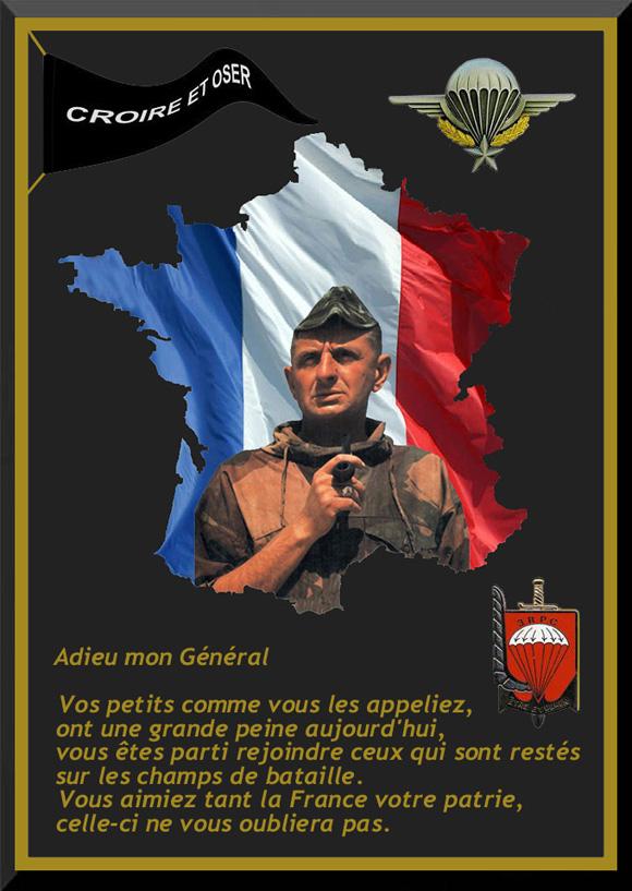 Les cendres du général Bigeard reposeront finalement au Mémorial des Guerres en Indochine, à Fréjus  010