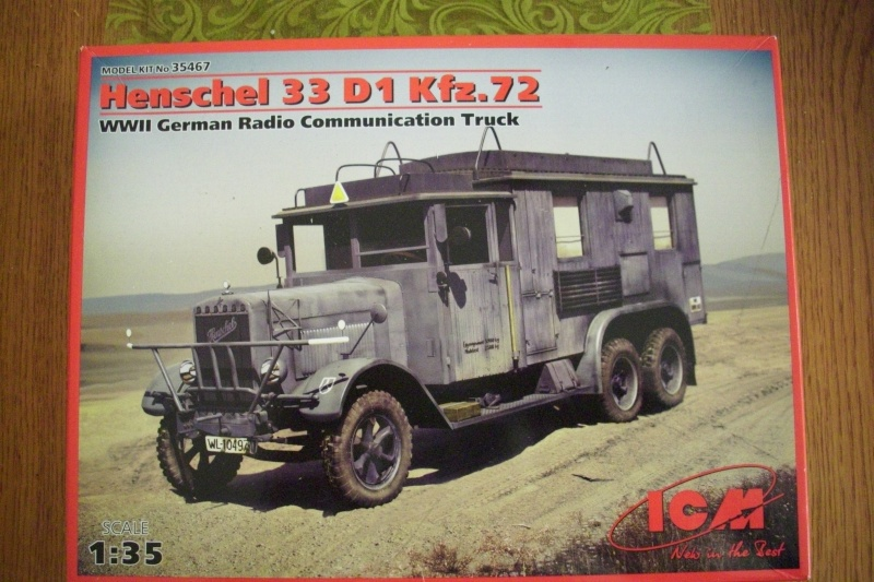 Henschel 33 D1 Kfz.73 Dsci0410