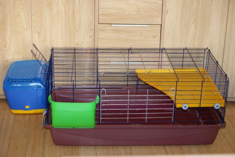 Cages: Jenny KD et Imac EasyPlus Imac10