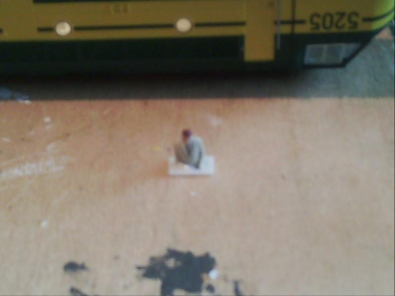 conducteur de loco Dc001417