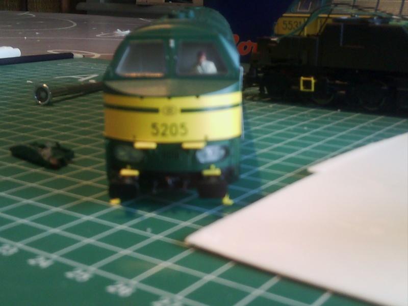 conducteur de loco Dc001418