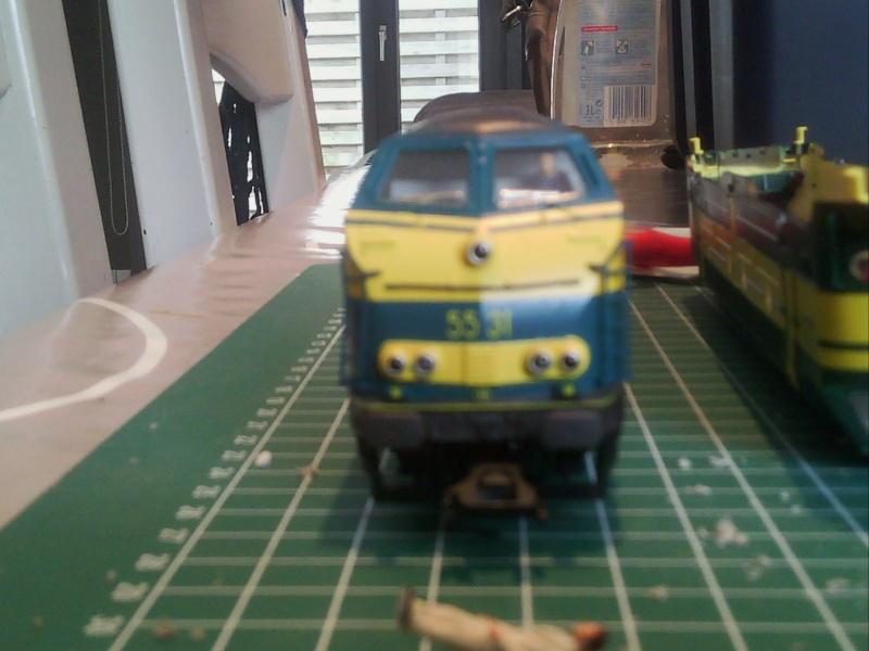 conducteur de loco Dc001420