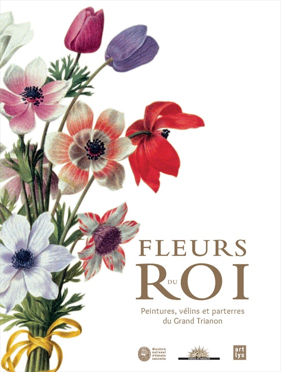 Exposition Fleurs du Roi au grand trianon 1024x710