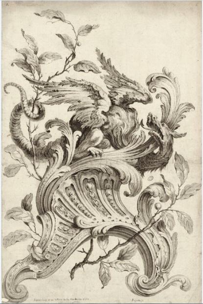 La Chine des ornemanistes à la biblothèque des Arts Déco Alexis10