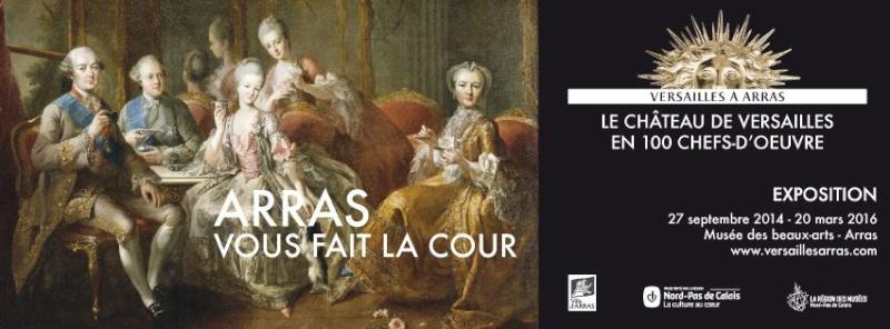 Arras : Cent chefs-d'Oeuvre de Versailles - Page 4 Arras10