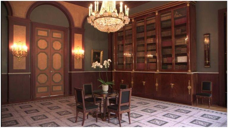 Les Trésors des hôtels particuliers à Paris Beauha11