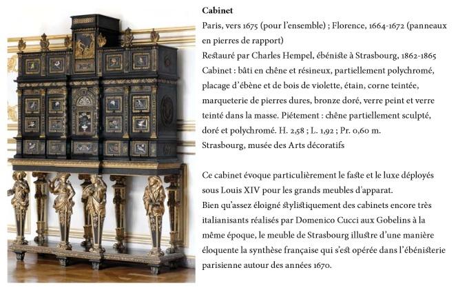 Le 18e aux sources du design, chefs d'oeuvre du mobilier - Page 2 Cabine10