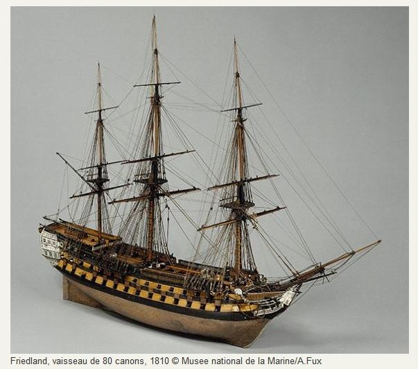 Maquettes de la Marine impériale, Grand Trianon, juin 2014 - Page 2 Colltr10