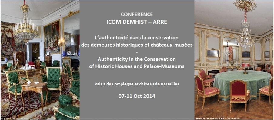 Conservation des demeures historiques et châteaux-musées  Confar10