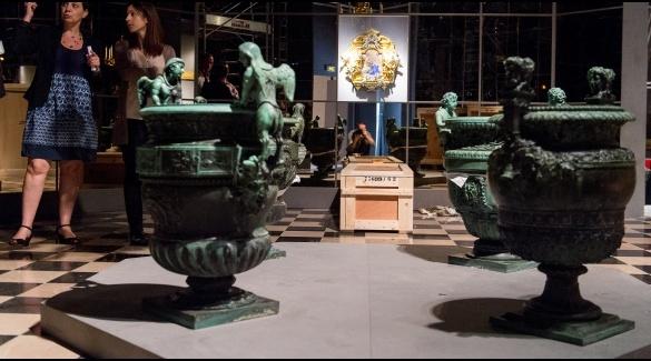 Arras : Cent chefs-d'Oeuvre de Versailles - Page 4 Coulis11