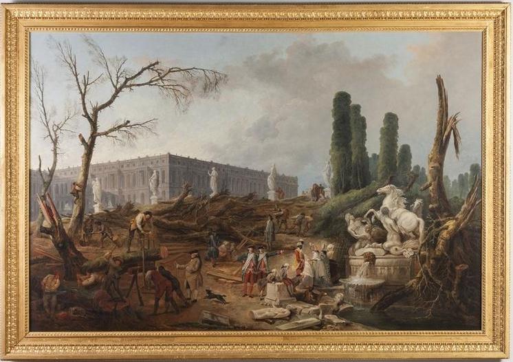 Exposition Hubert Robert au Louvre. 09/03-30/05 2016 Hubert18