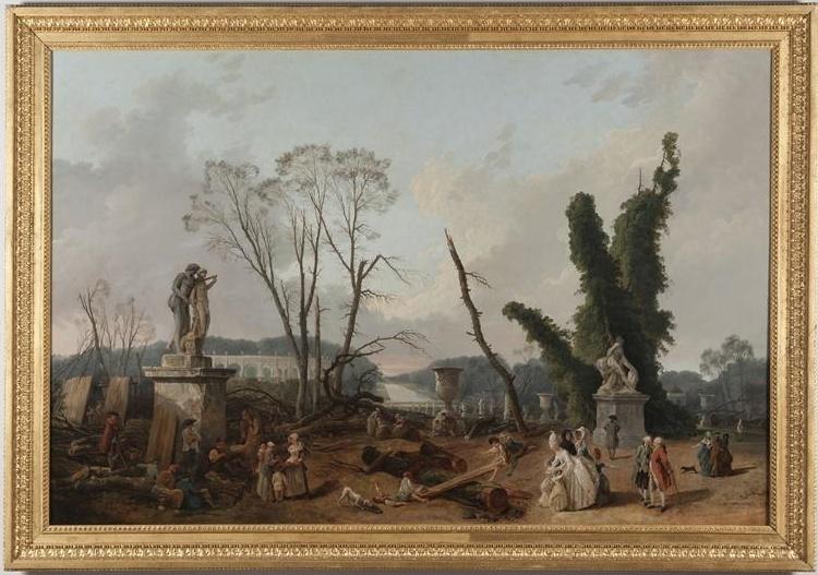 Exposition Hubert Robert au Louvre. 09/03-30/05 2016 Hubert19