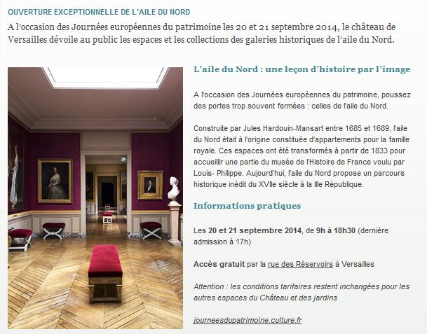 Journées européennes du patrimoine 2014 Jp201410