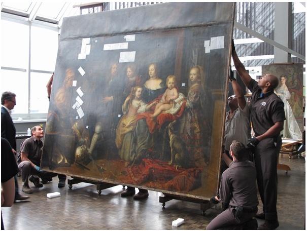 Un Allemand à la cour de Louis XIV - Everhard Jabach Metmue10