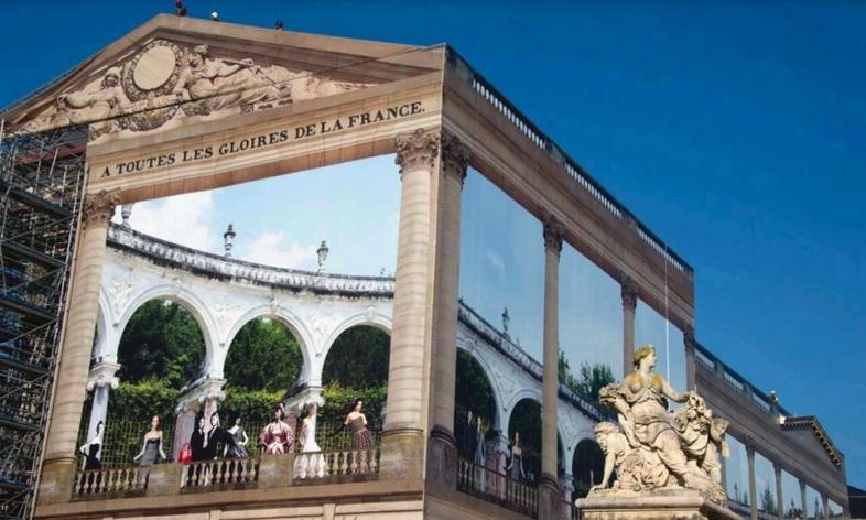 Dior et Versailles Metron10