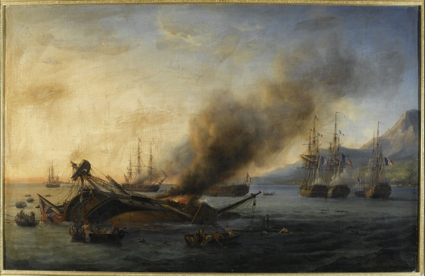 Maquettes de la Marine impériale, Grand Trianon, juin 2014 - Page 2 Passe10