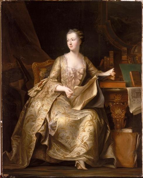 Mme de Pompadour, la favorite et ses réseaux 17-18/06/14 Pompad10