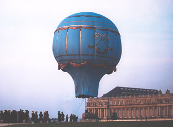 Tournage documentaire du premier vol de Montgolfière Repver10