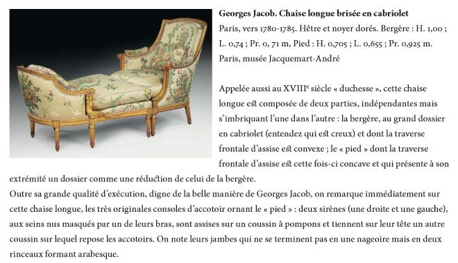 Le 18e aux sources du design, chefs d'oeuvre du mobilier - Page 3 Siryne10