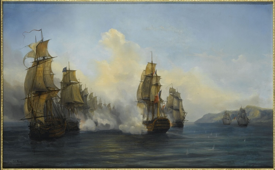 Maquettes de la Marine impériale, Grand Trianon, juin 2014 - Page 2 Toulon10