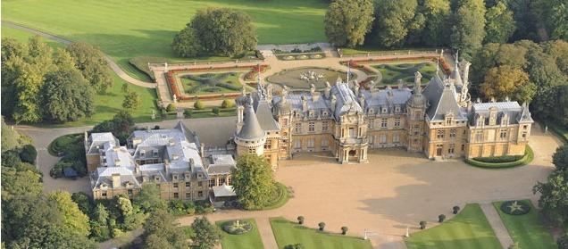 Waddesdon Manor Cérémonial et festivités à la Cour de France Waddes10